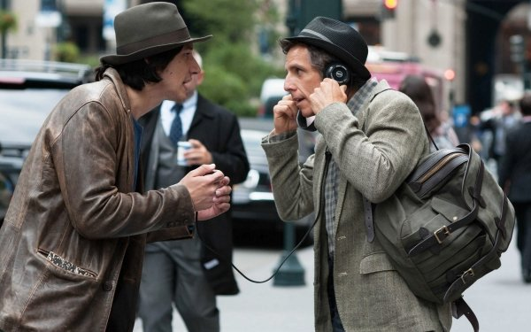 Movie While We're Young Ben Stiller Adam Driver HD Wallpaper | Background Image
