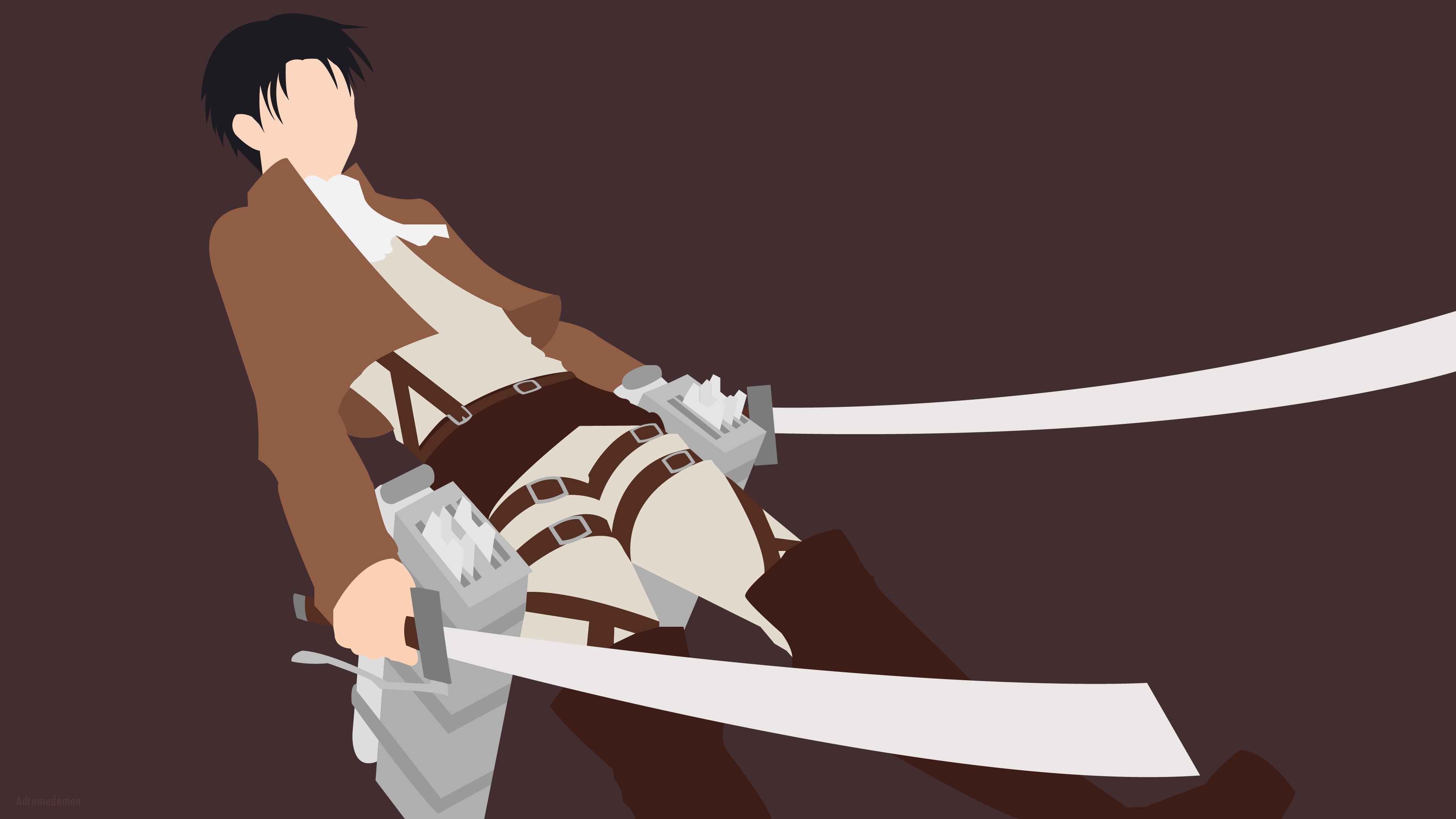 45 4k Ultra Hd Levi Ackerman Wallpapers Background Images