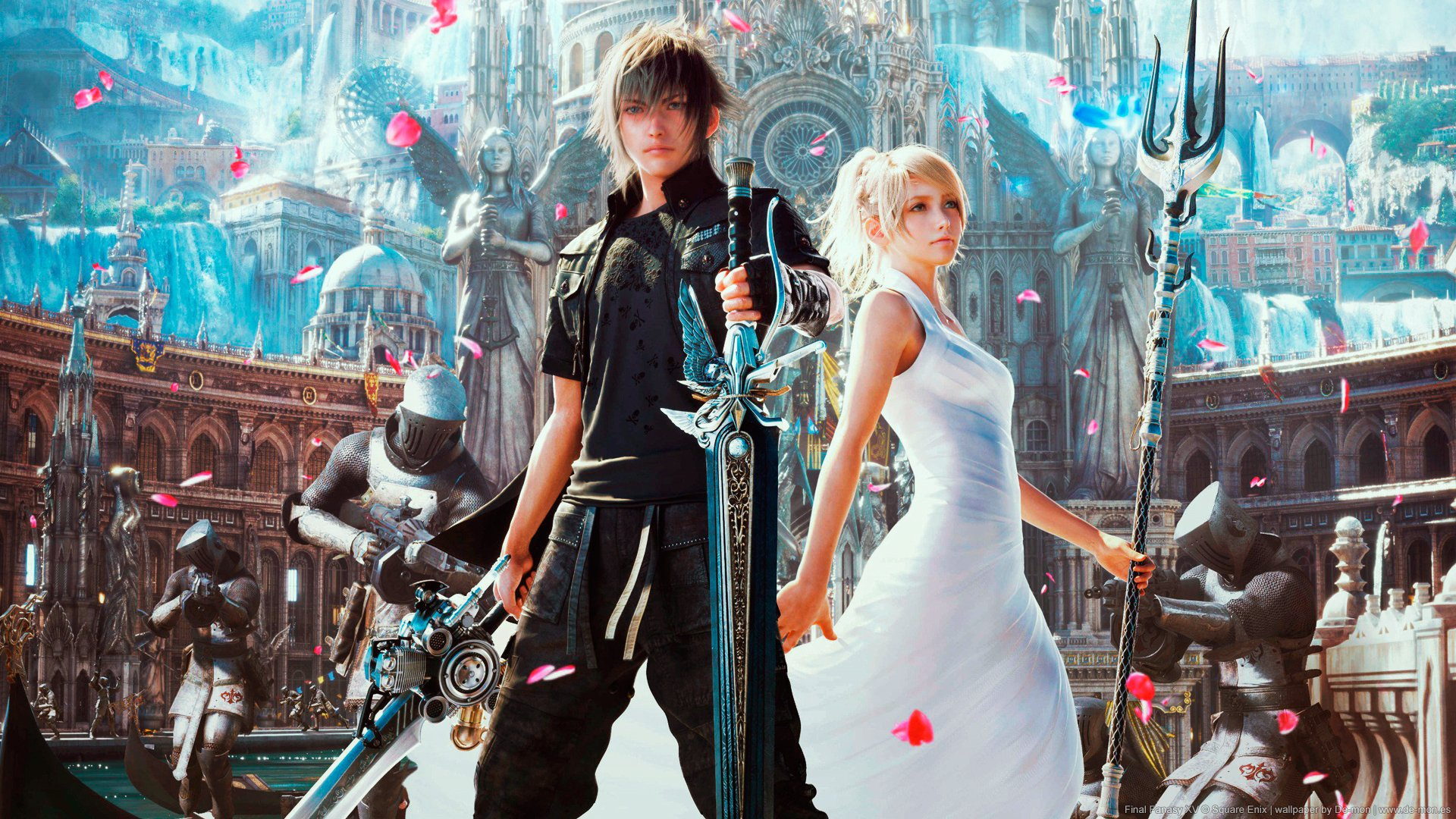final fantasy xv hd wallpaper | hintergrund | 1920x1080 | id:834171