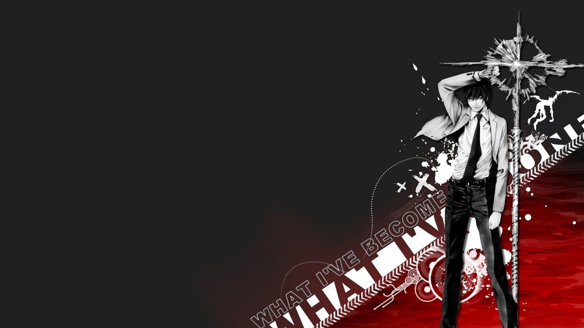 Death Note Fondo De Pantalla Hd Fondo De Escritorio