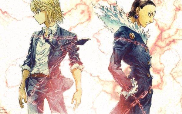 Anime Hunter x Hunter Chrollo Lucilfer Kurapika HD Wallpaper | Background Image