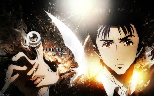 Anime Parasyte -the maxim- HD Wallpaper | Background Image