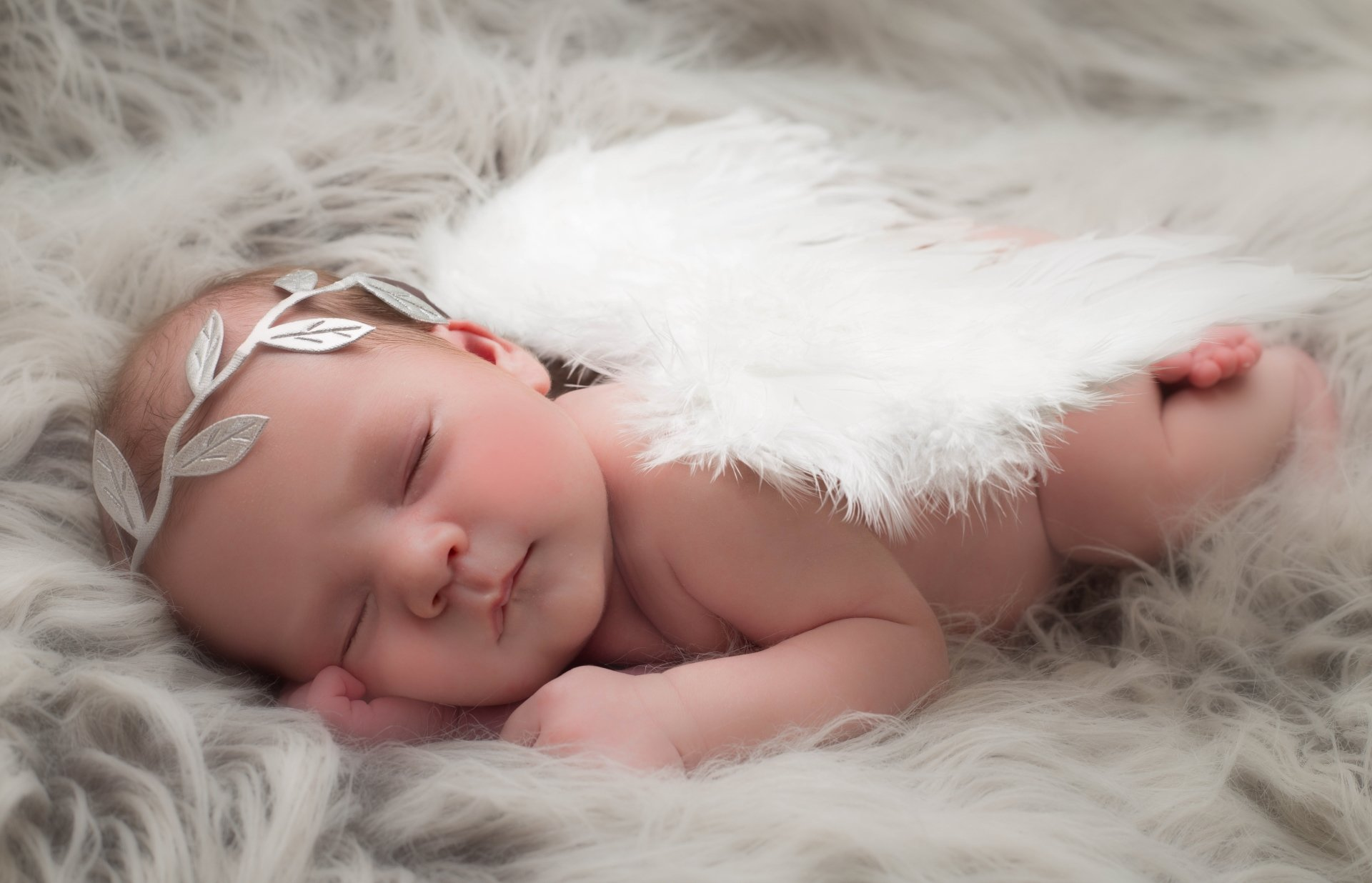Baby Angel 5k Retina Ultra HD Wallpaper and Background ...