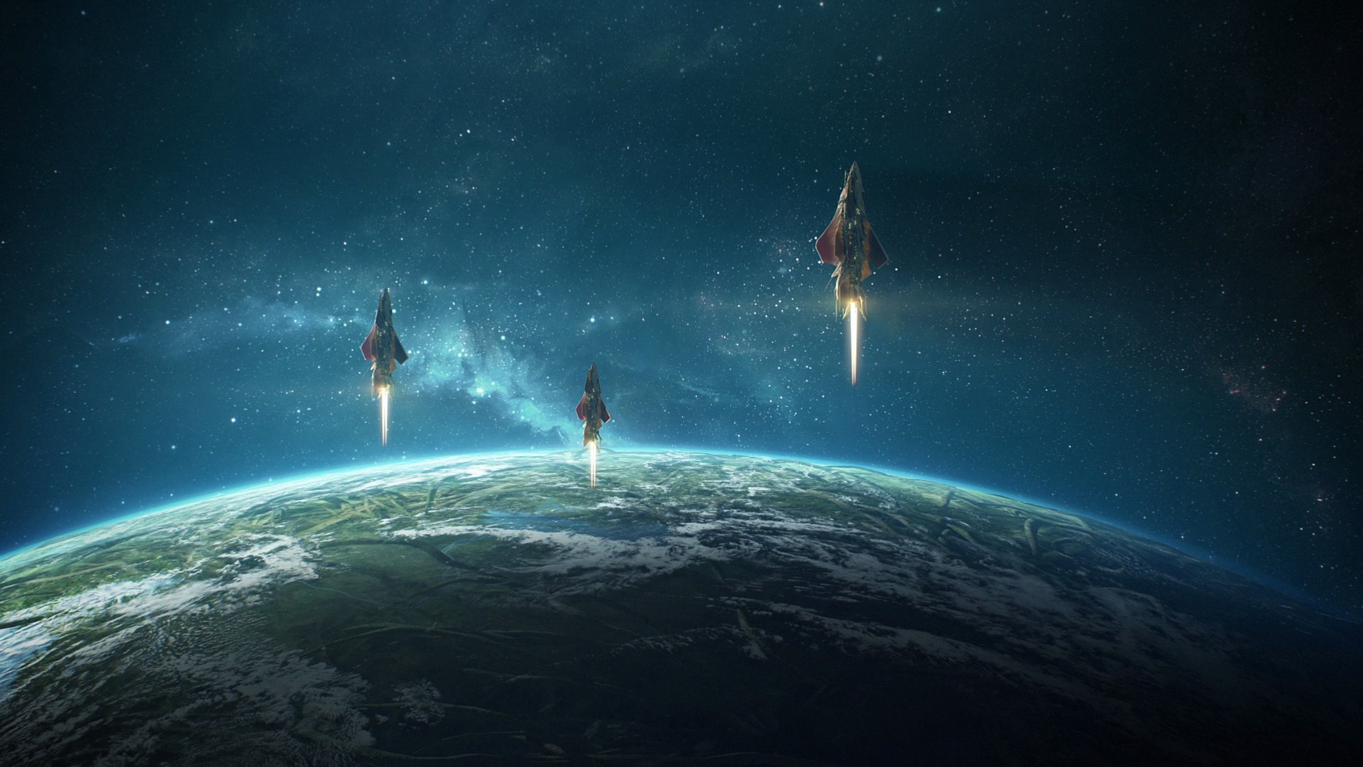 18 Endless Space 2 HD Wallpapers