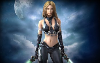 Fantasy - Women Warrior Wallpapers and Backgrounds ID : 83607