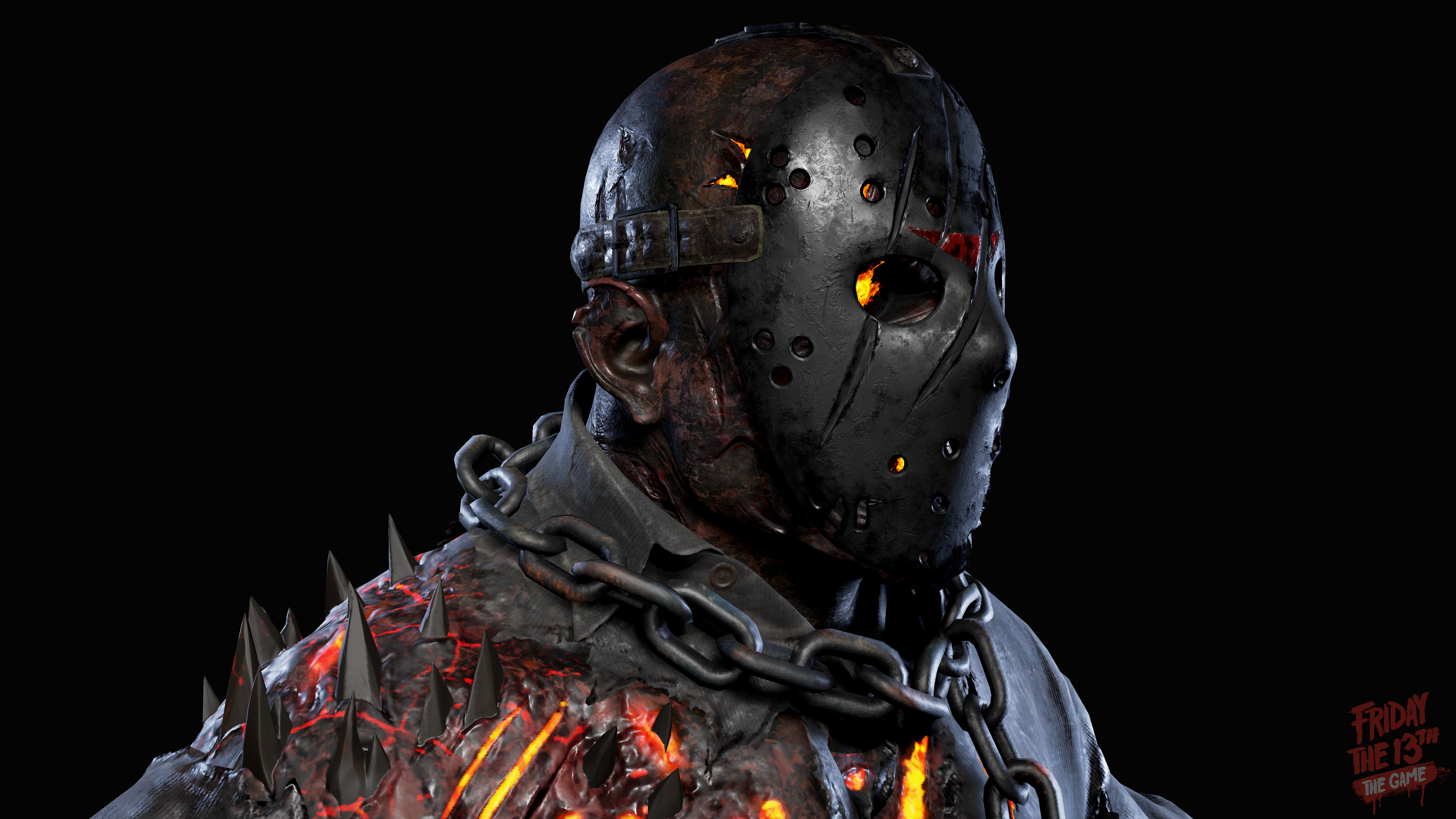 friday the 13th: the game 5k retina ultra hd wallpaper   background