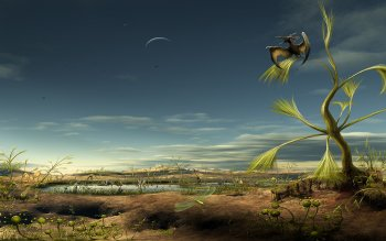 CGI - Landscape Wallpapers and Backgrounds ID : 83735