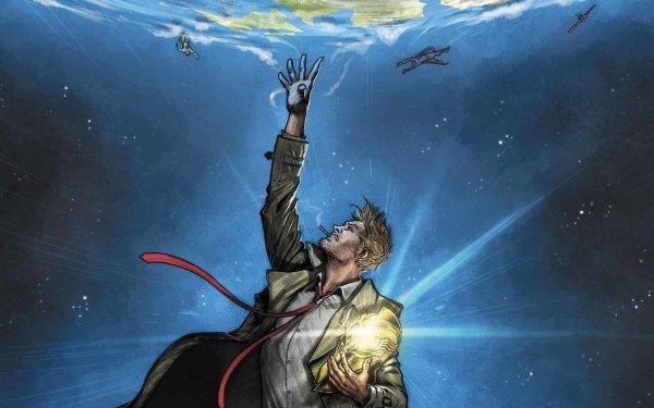 Comics John Constantine, Hellblazer John Constantine HD Wallpaper | Background Image