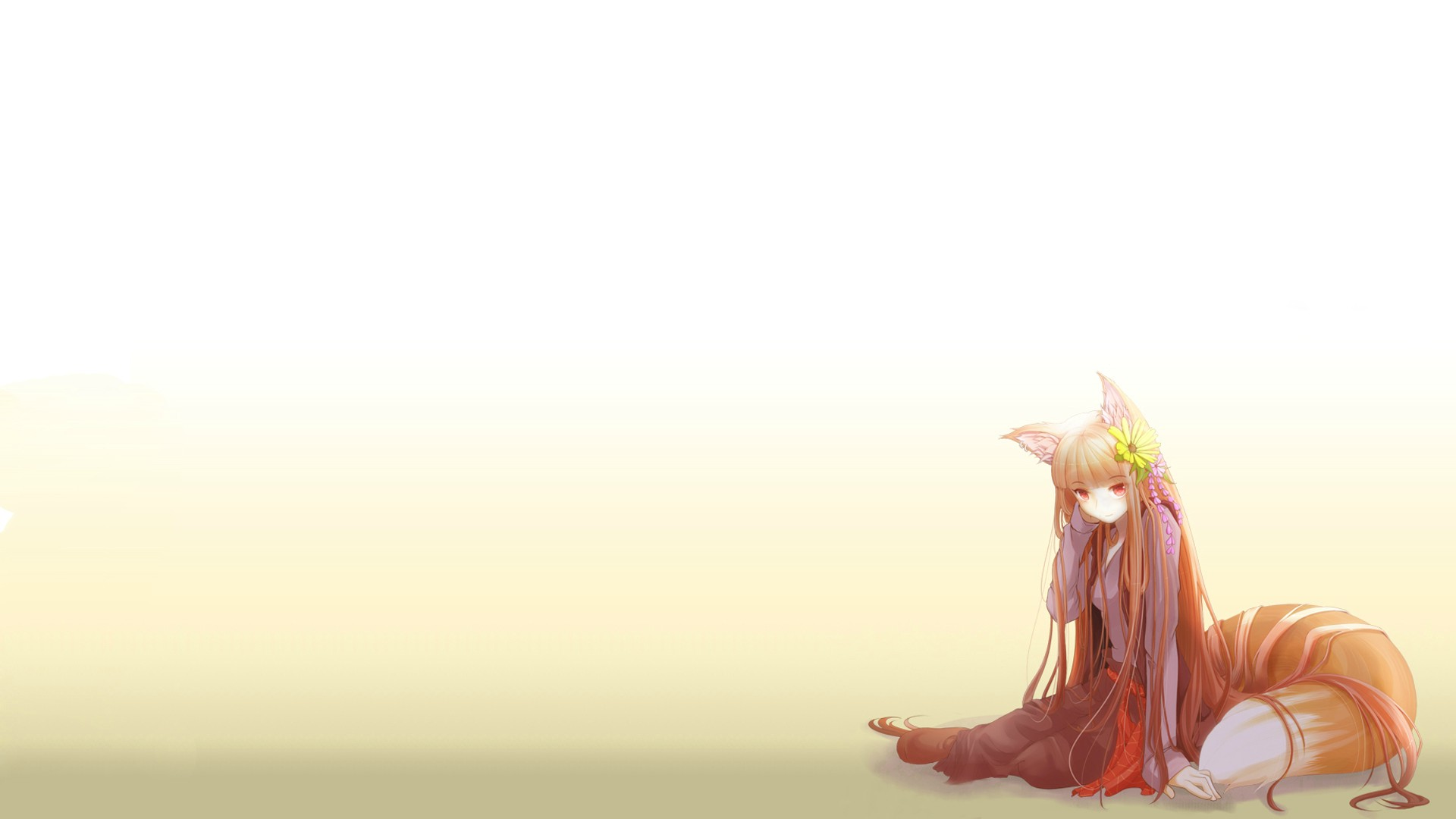 Anime - Spice and Wolf  Holo (Spice & Wolf) Wallpaper