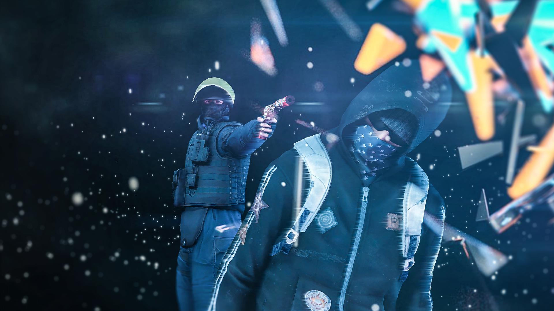 CS:GO Confirmed Kill (Shotpose) HD Wallpaper