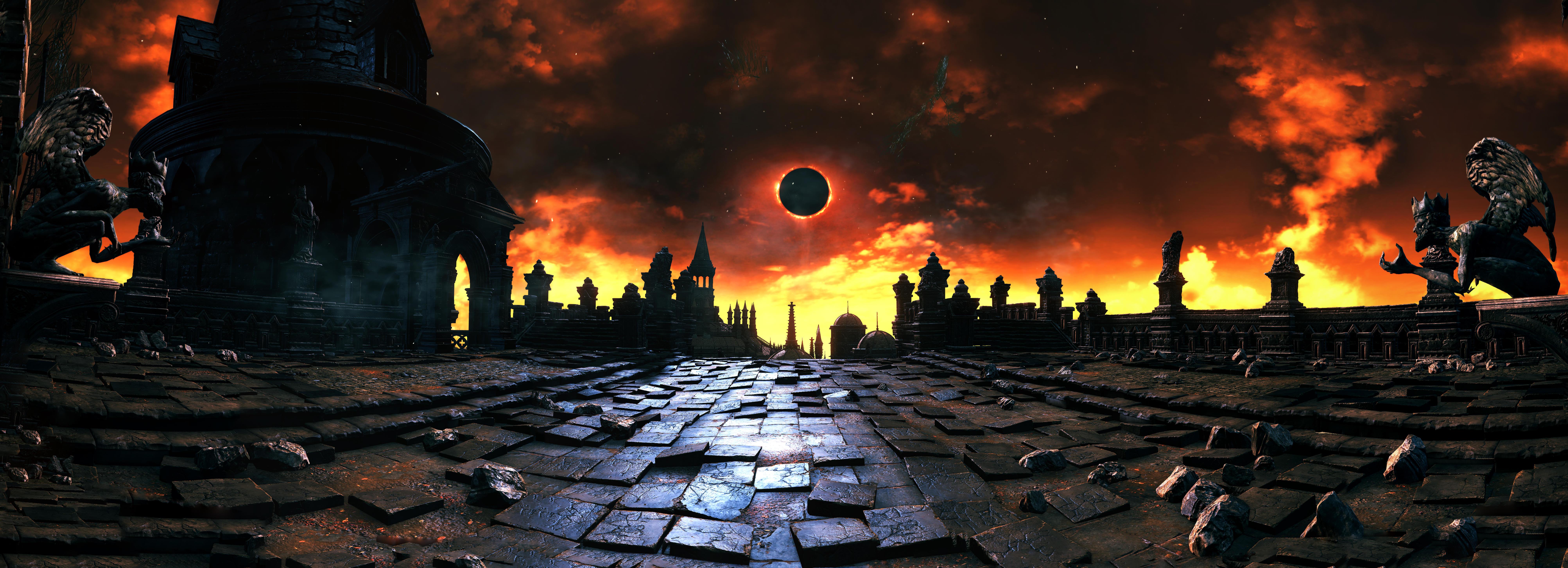 Dark Souls Iii 5k Retina Ultra Hd Wallpaper Background Image