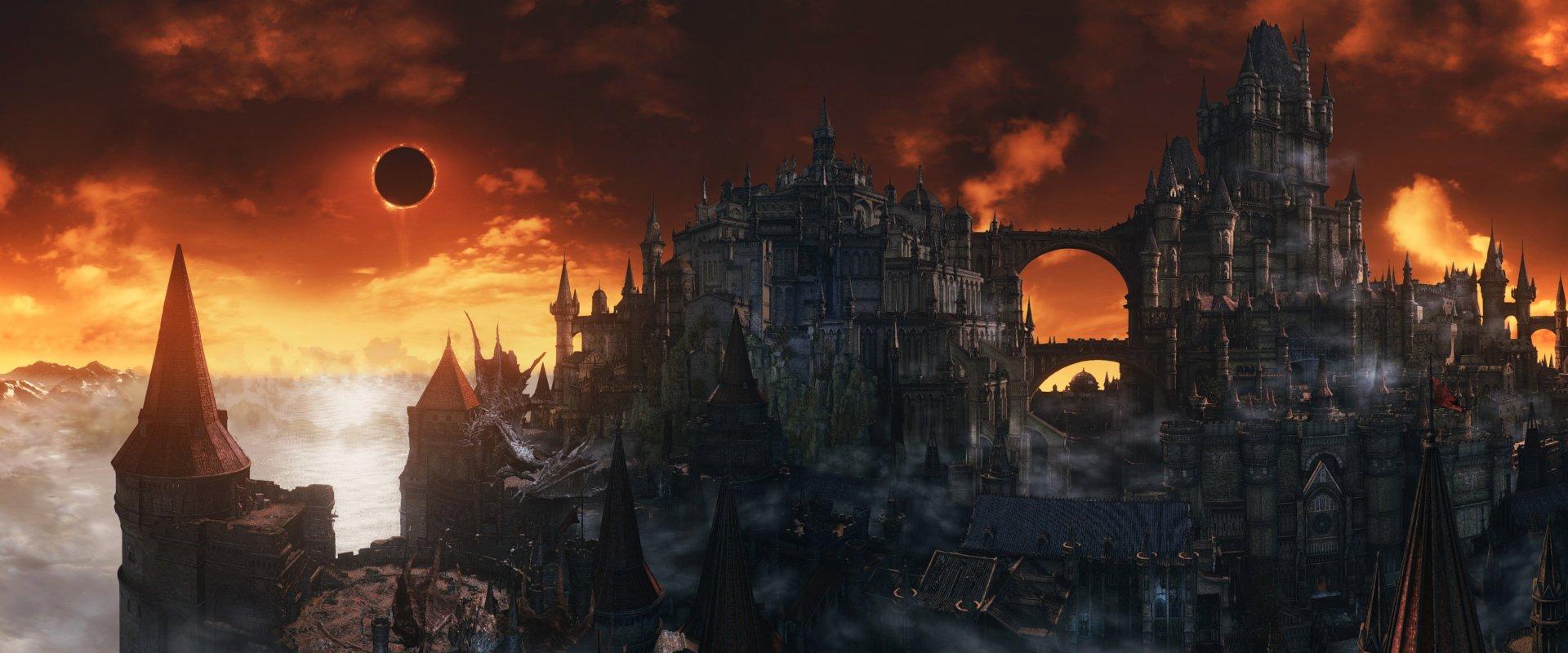 Dark Souls III HD Wallpaper | Background Image | 3600x1500 ...