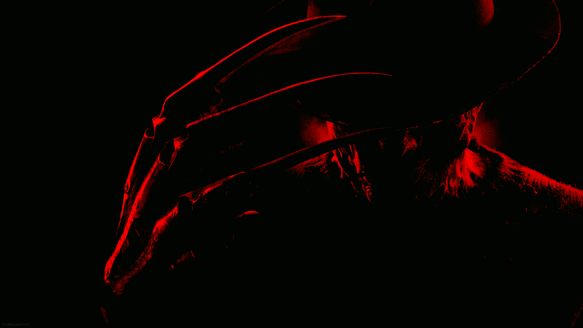 Freddy Krueger Nightmare Full HD Wallpaper And Background Image