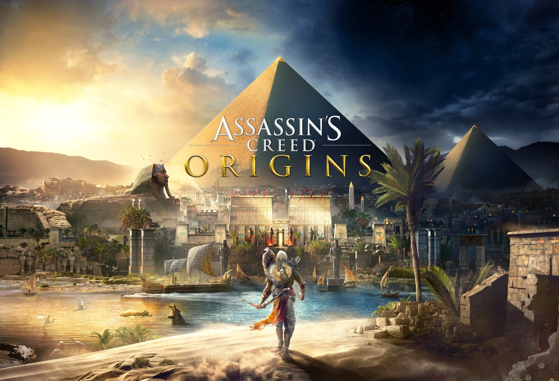 137 assassin s creed origins hd wallpapers background images