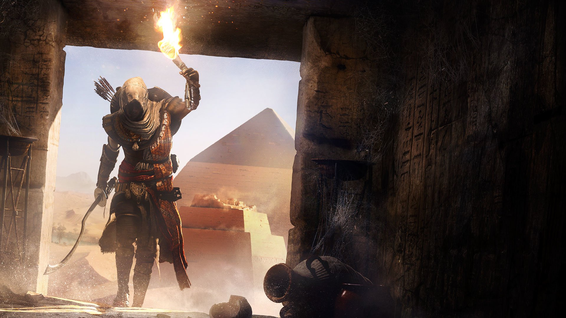 assassin s creed origins hd wallpaper background image 1920x1080
