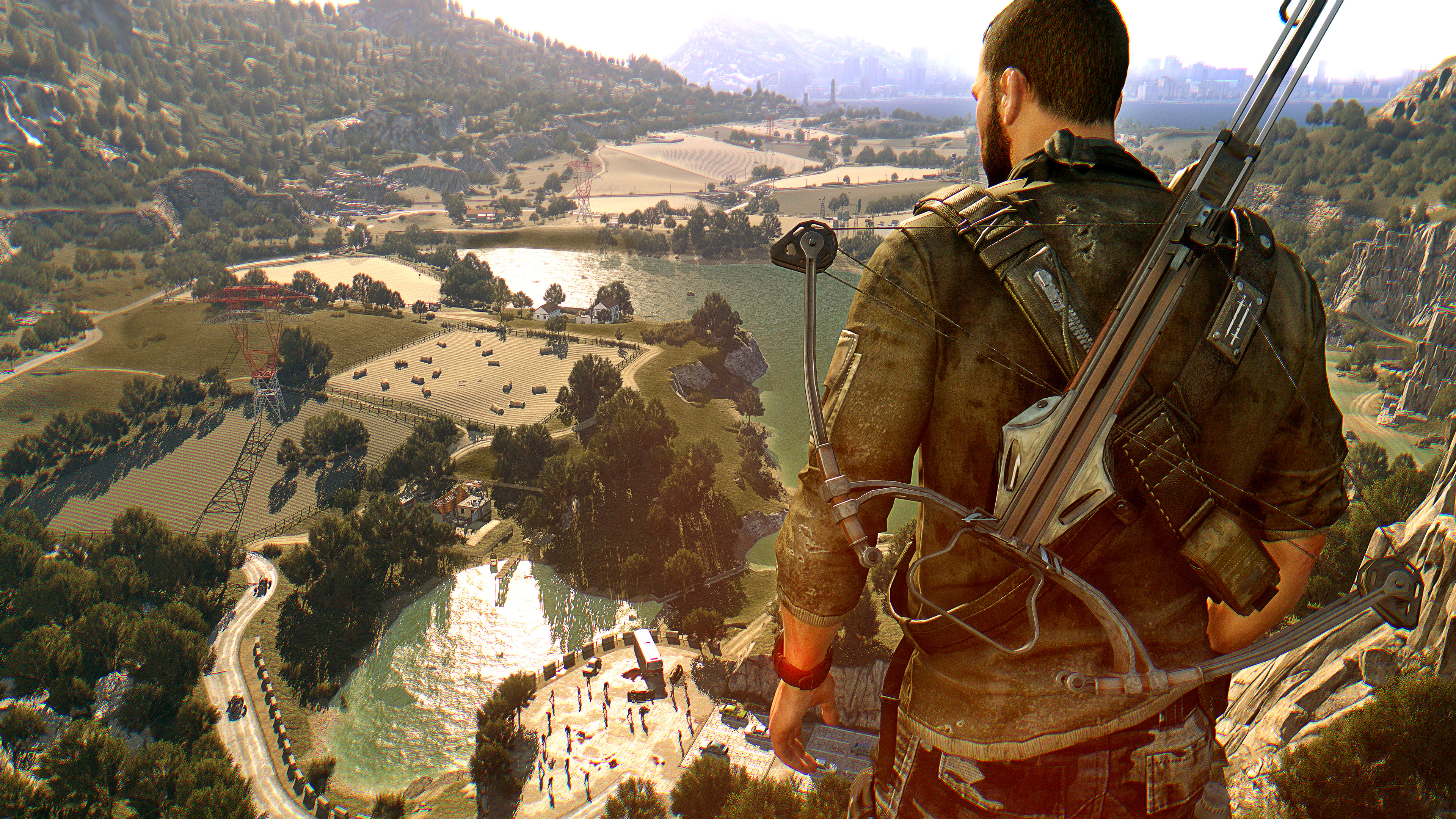 6 Dying Light: The Following HD Wallpapers