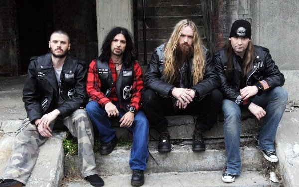 Music Black Label Society Guitarist Heavy Metal Zakk Wylde HD Wallpaper | Background Image