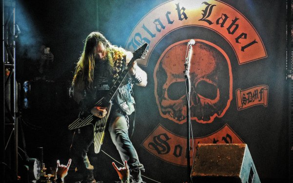 Music Black Label Society Guitar Guitarist Heavy Metal Zakk Wylde Metal HD Wallpaper | Background Image