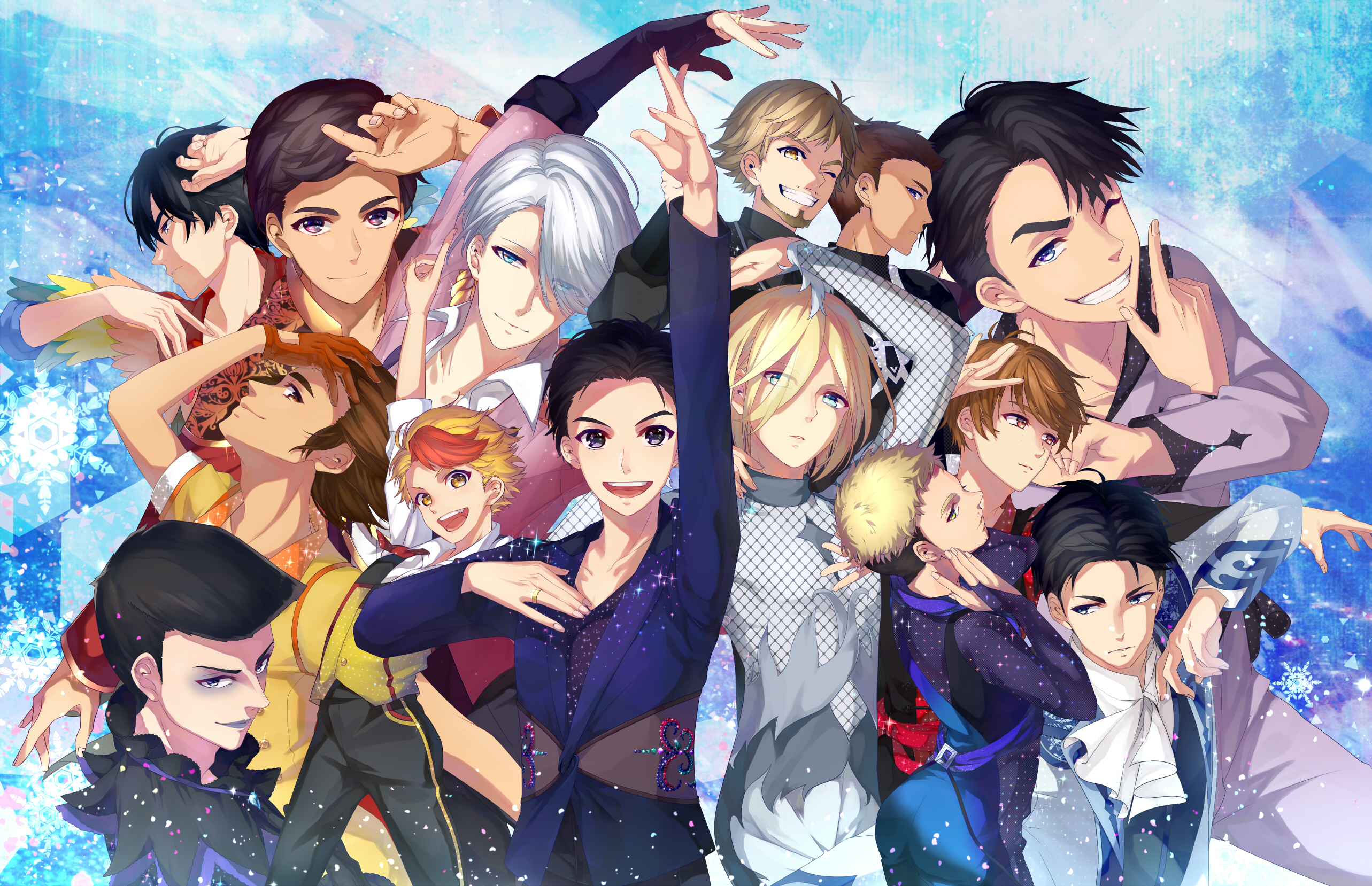 Yuri On Ice Full HD Wallpaper And Background