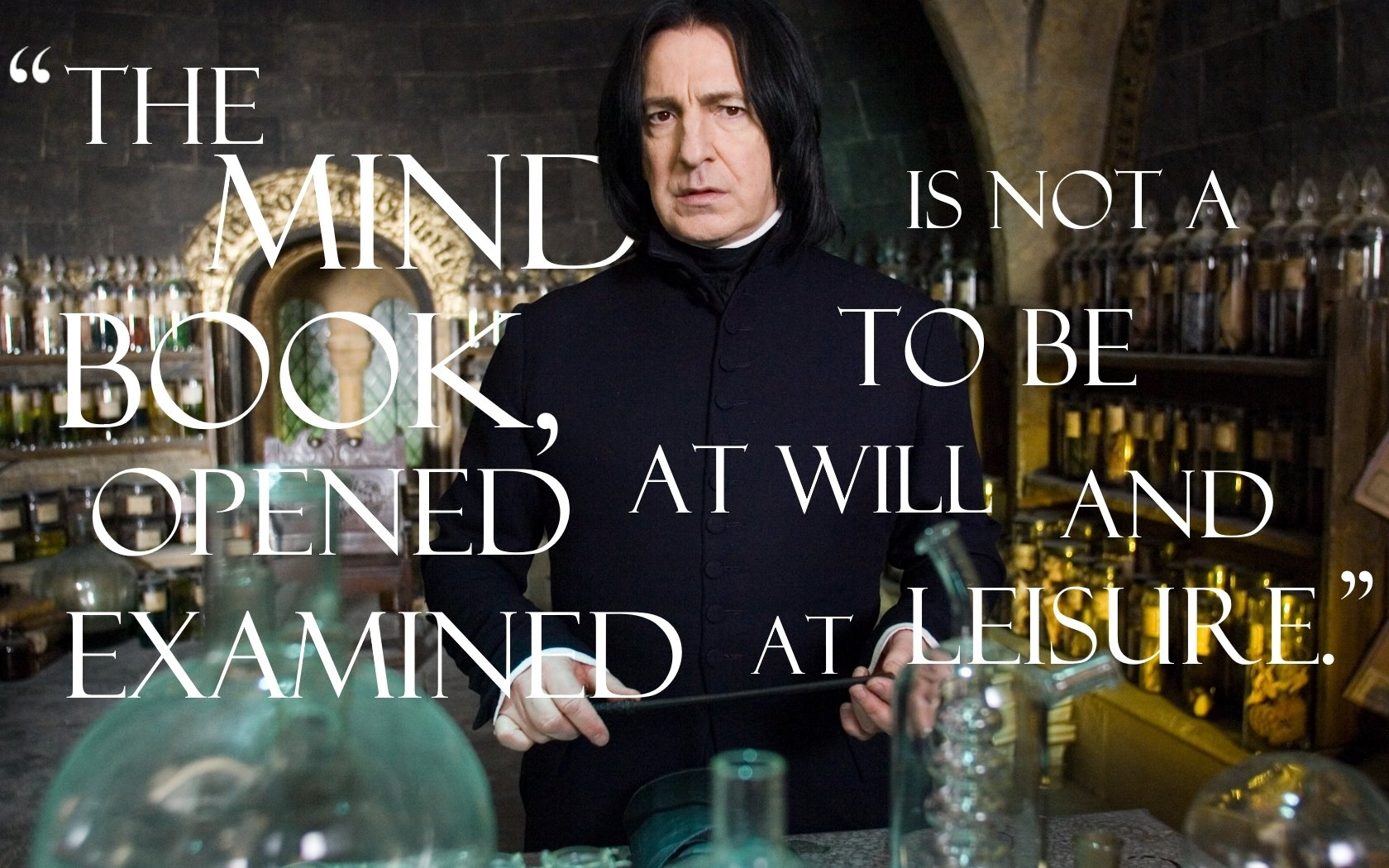 16 Severus Snape HD Wallpapers | Background Images