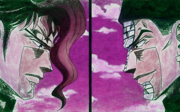 Anime Jojo's Bizarre Adventure Noriaki Kakyoin Terence T. Darby HD Wallpaper | Background Image