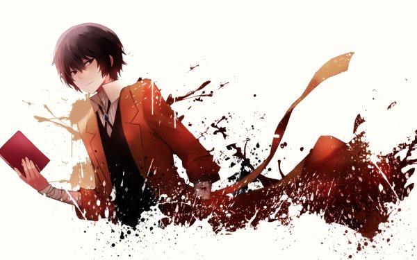 Anime Bungou Stray Dogs Osamu Dazai HD Wallpaper | Background Image