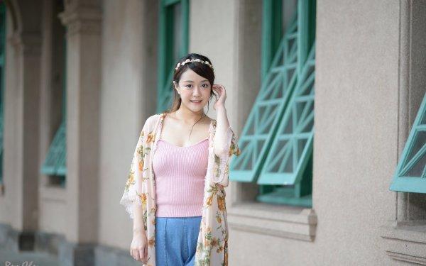 Women Asian HD Wallpaper | Background Image