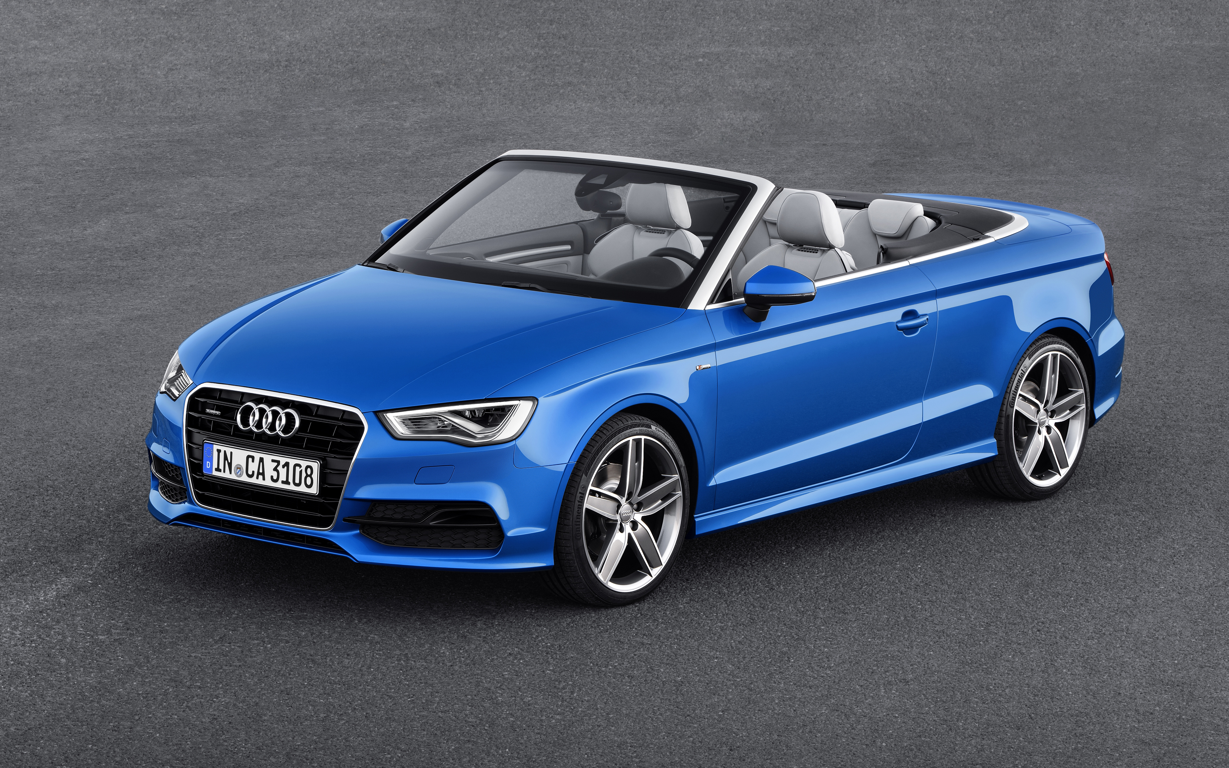 Audi A3 Convertible 2014