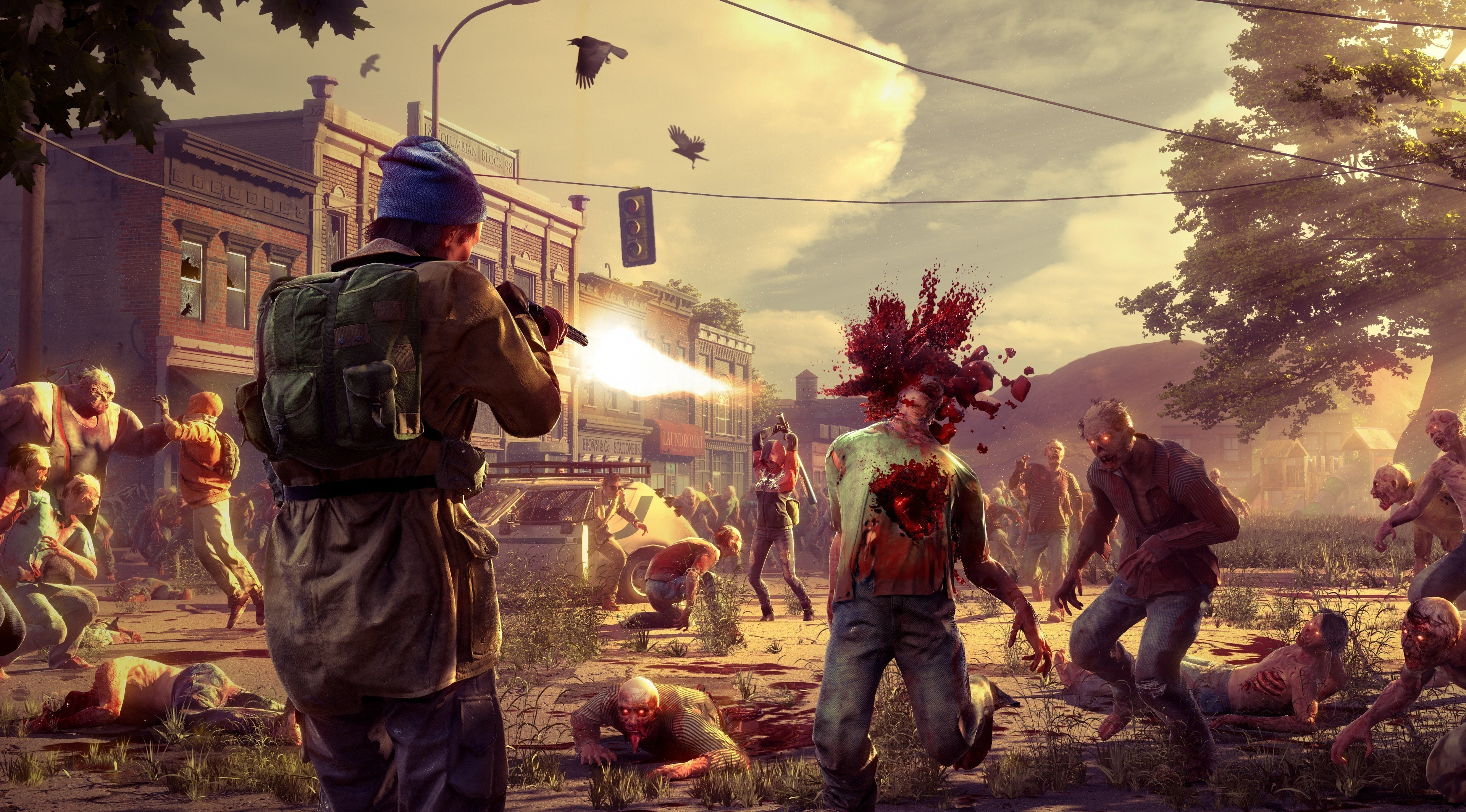 State Of Decay 2 Hd Wallpaper Background Image 3840x2128 Id