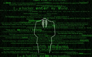 Teknologi - Hacker Wallpapers and Backgrounds ID : 85329