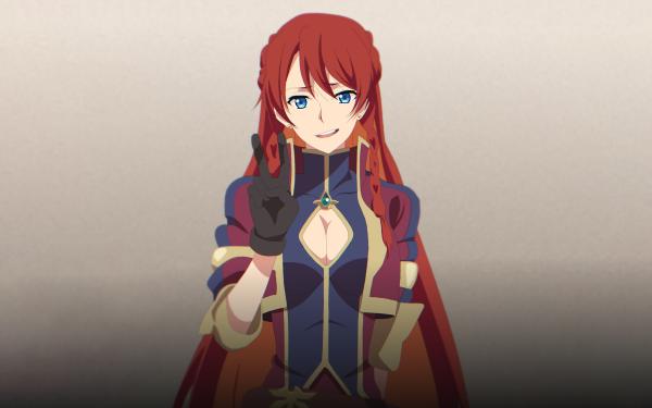 Anime Re:Creators Selesia Yupitiria HD Wallpaper | Background Image