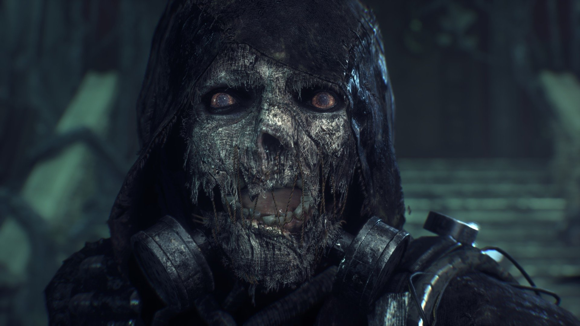 Scarecrow Batman Arkham Knight Hd Wallpaper Background Image
