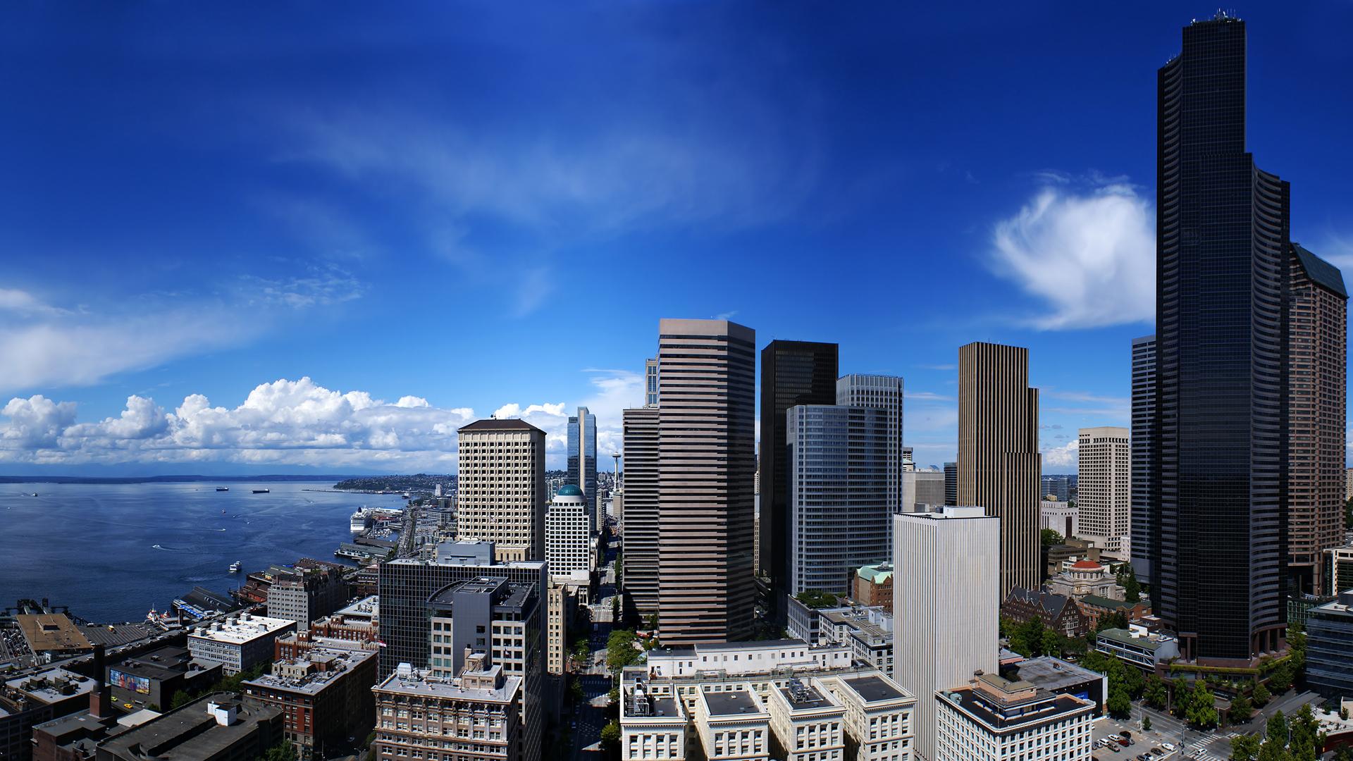 City HD Wallpaper