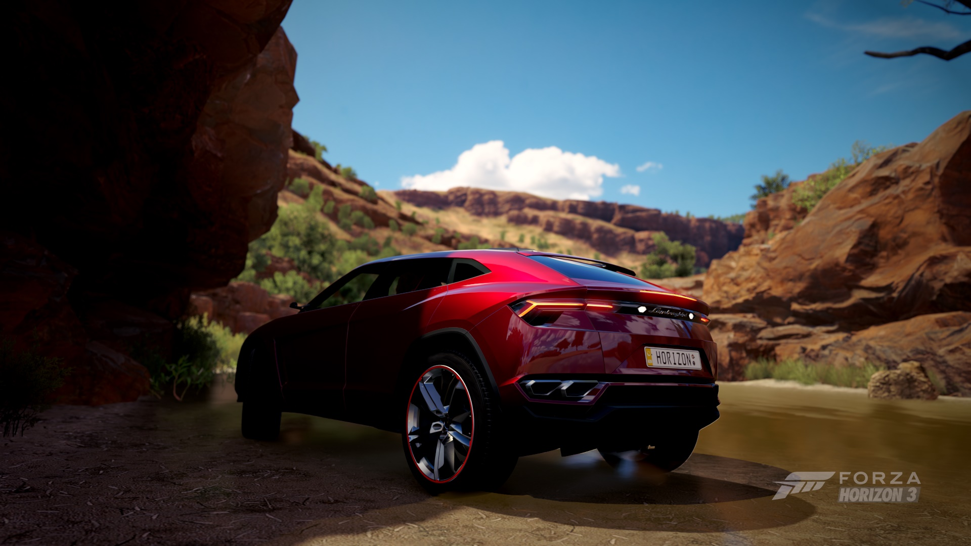 2014 lamborghini urus full hd wallpaper and background image