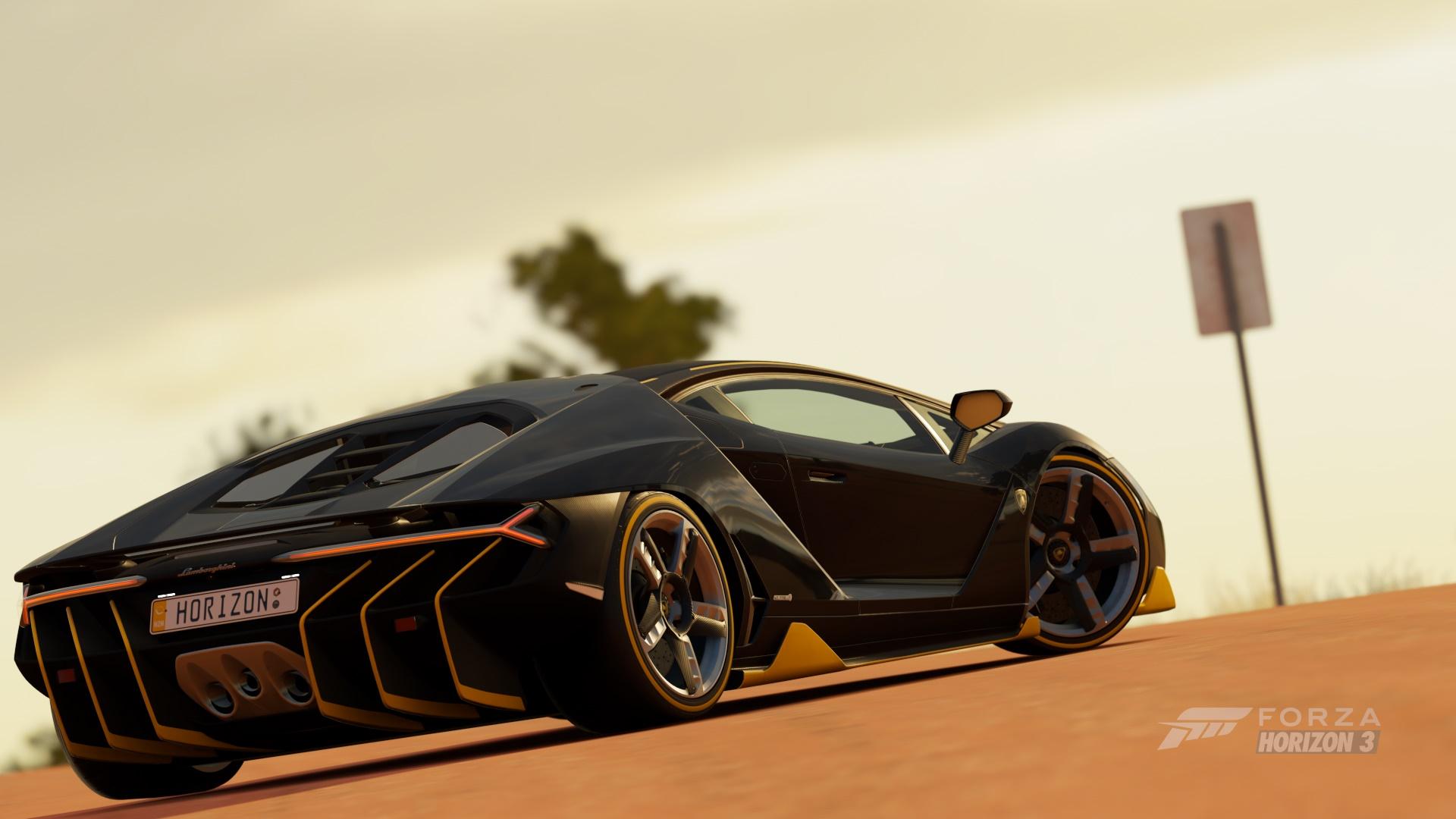 2016 Lamborghini Centenario Lp 770 4 Hd Wallpaper Background Image