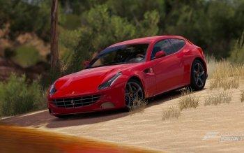 5 Ferrari FF HD Wallpapers