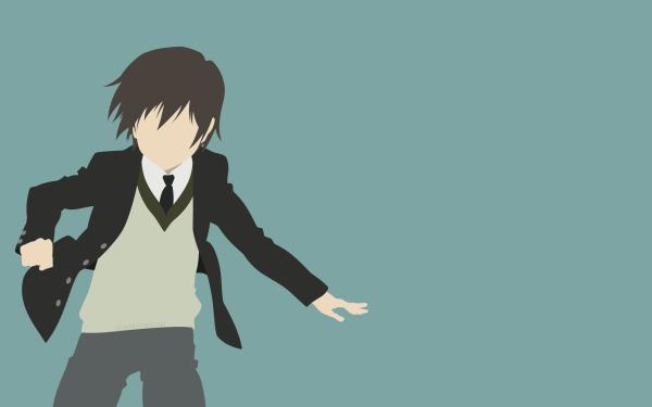 Anime Gosick Minimalist Kazuya Kujō HD Wallpaper | Background Image