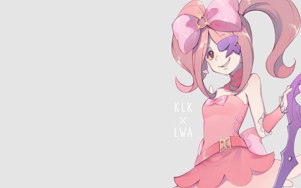 Anime Crossover Sucy Manbavaran Kill La Kill Little Witch Academia HD Wallpaper | Background Image