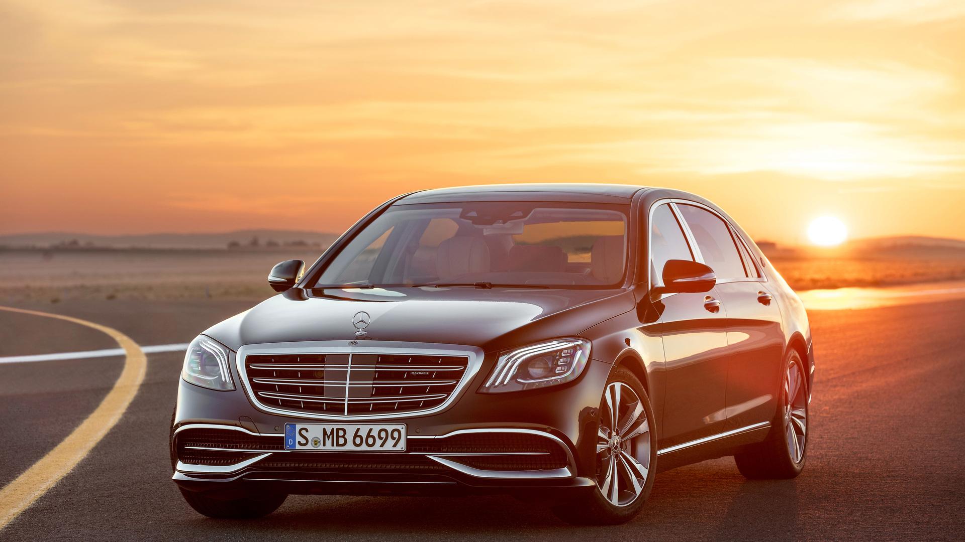 Mercedes Benz Clase S Fondo De Pantalla Hd Fondo De