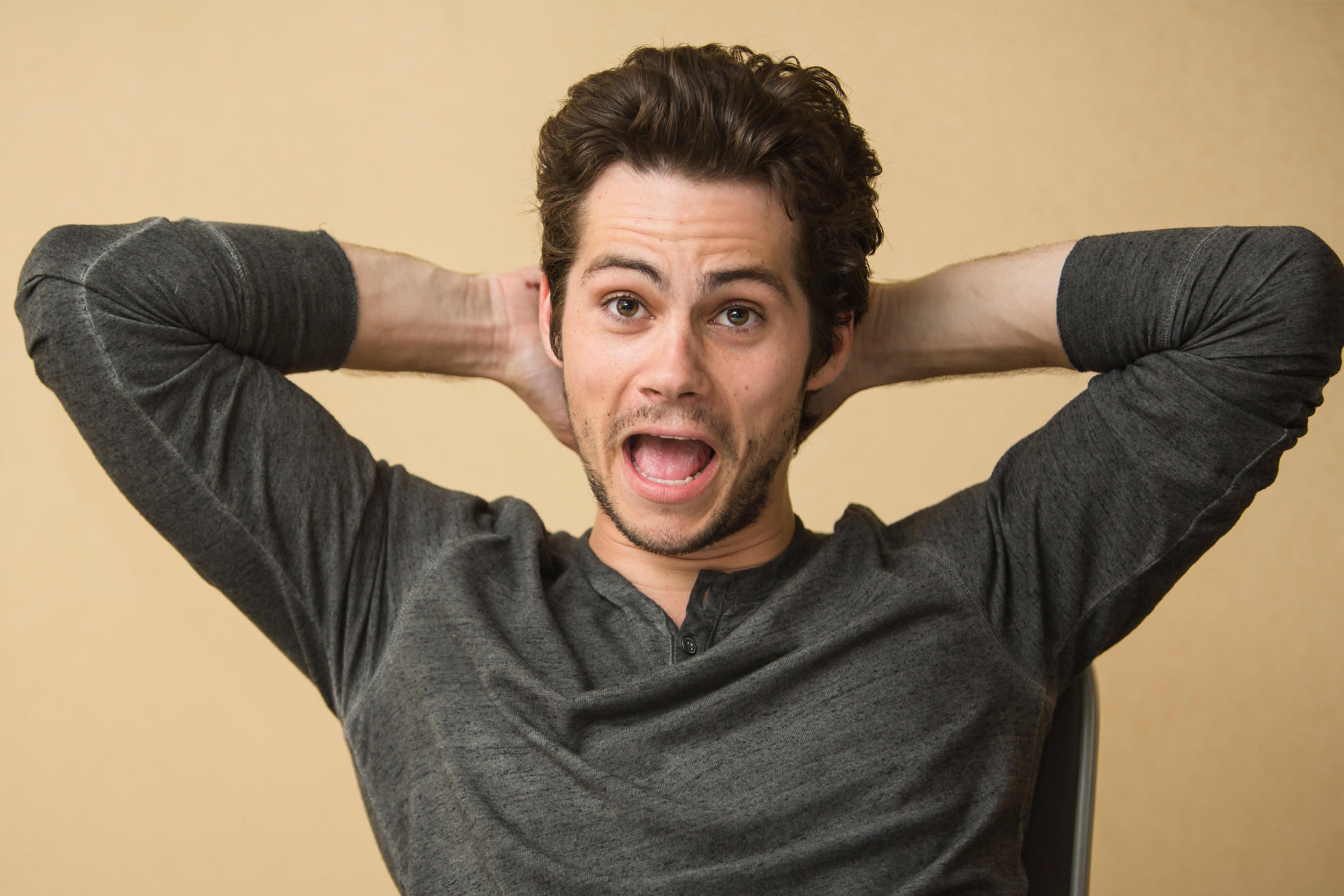 Dylan OBrien Full HD Wallpaper And Background Image