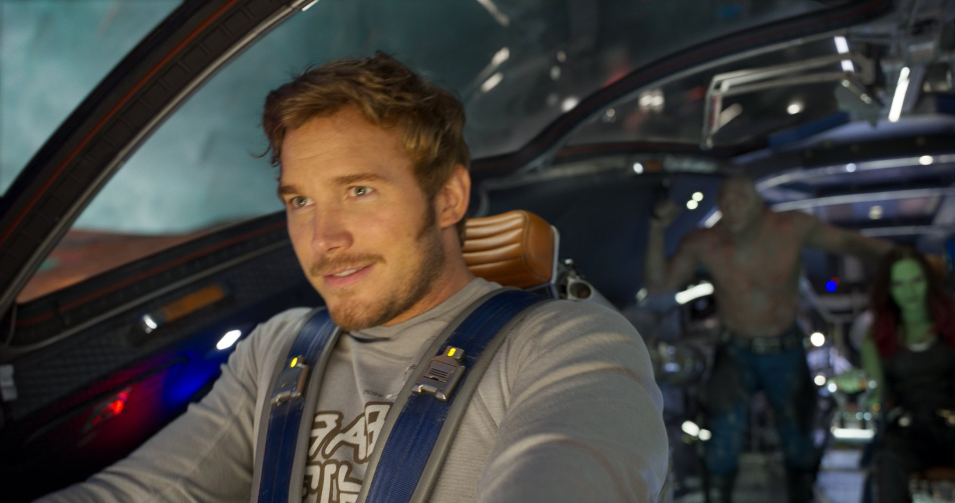 Movie - Guardians of the Galaxy Vol. 2  Chris Pratt Star Lord Wallpaper