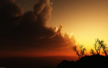 Tierra - Atardecer Wallpapers and Backgrounds ID : 85715