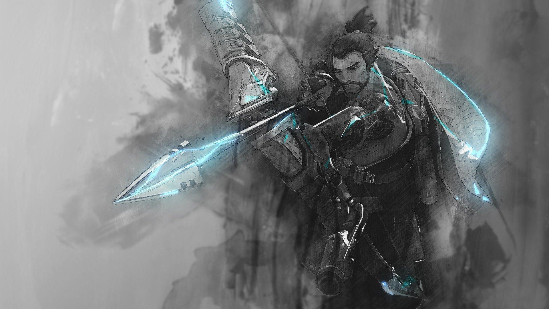 Overwatch Hintergrund