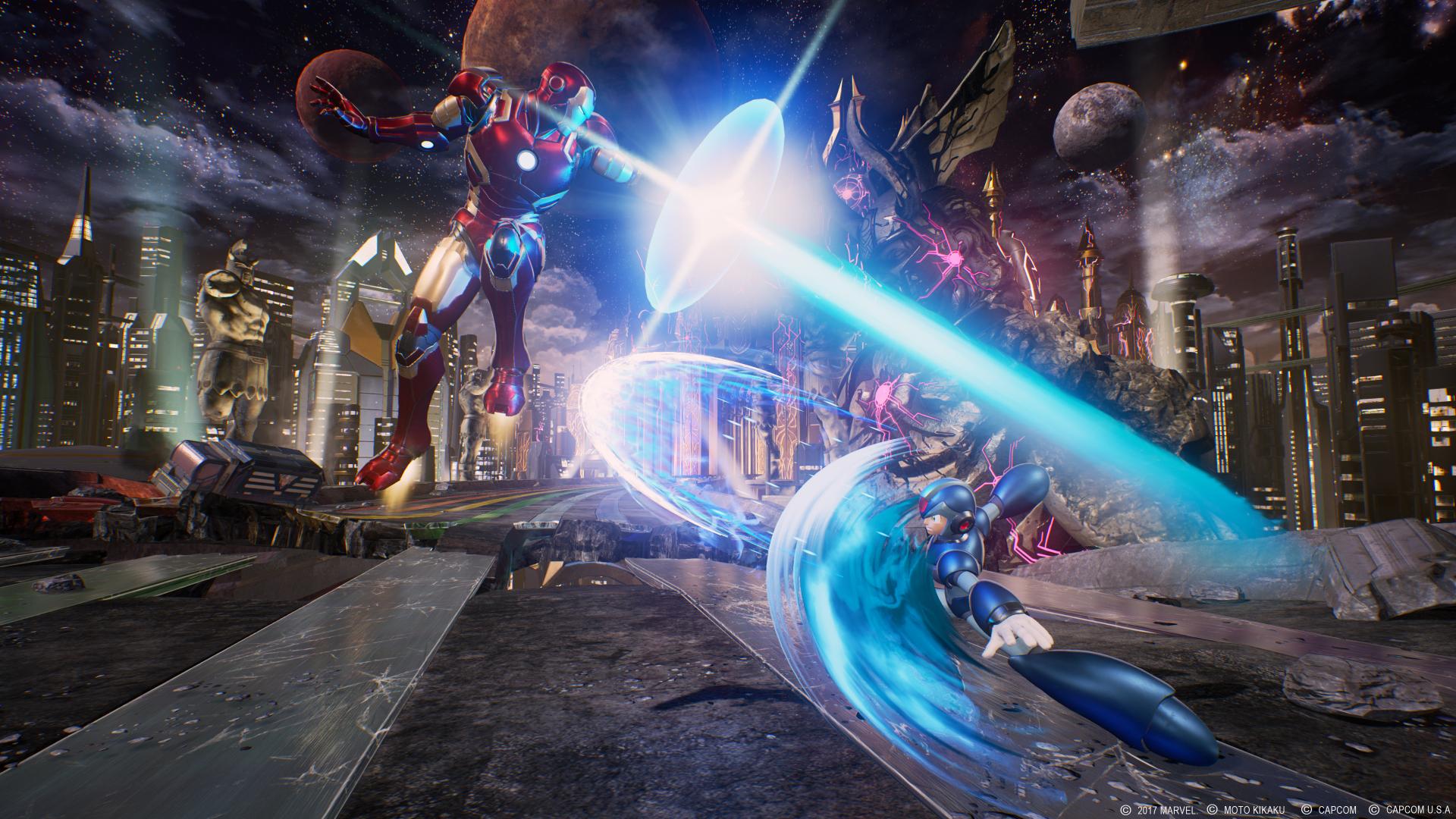 40 Marvel Vs Capcom Infinite Hd Wallpapers Background Images