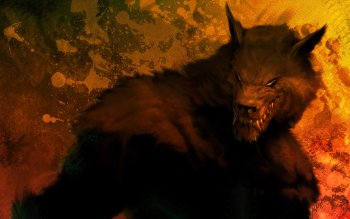 Dark - Werewolf Wallpapers and Backgrounds ID : 86159