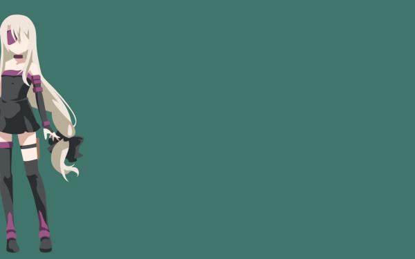 Anime Fate/kaleid liner Prisma Illya Fate Series Illyasviel Von Einzbern Rider Vector HD Wallpaper | Background Image