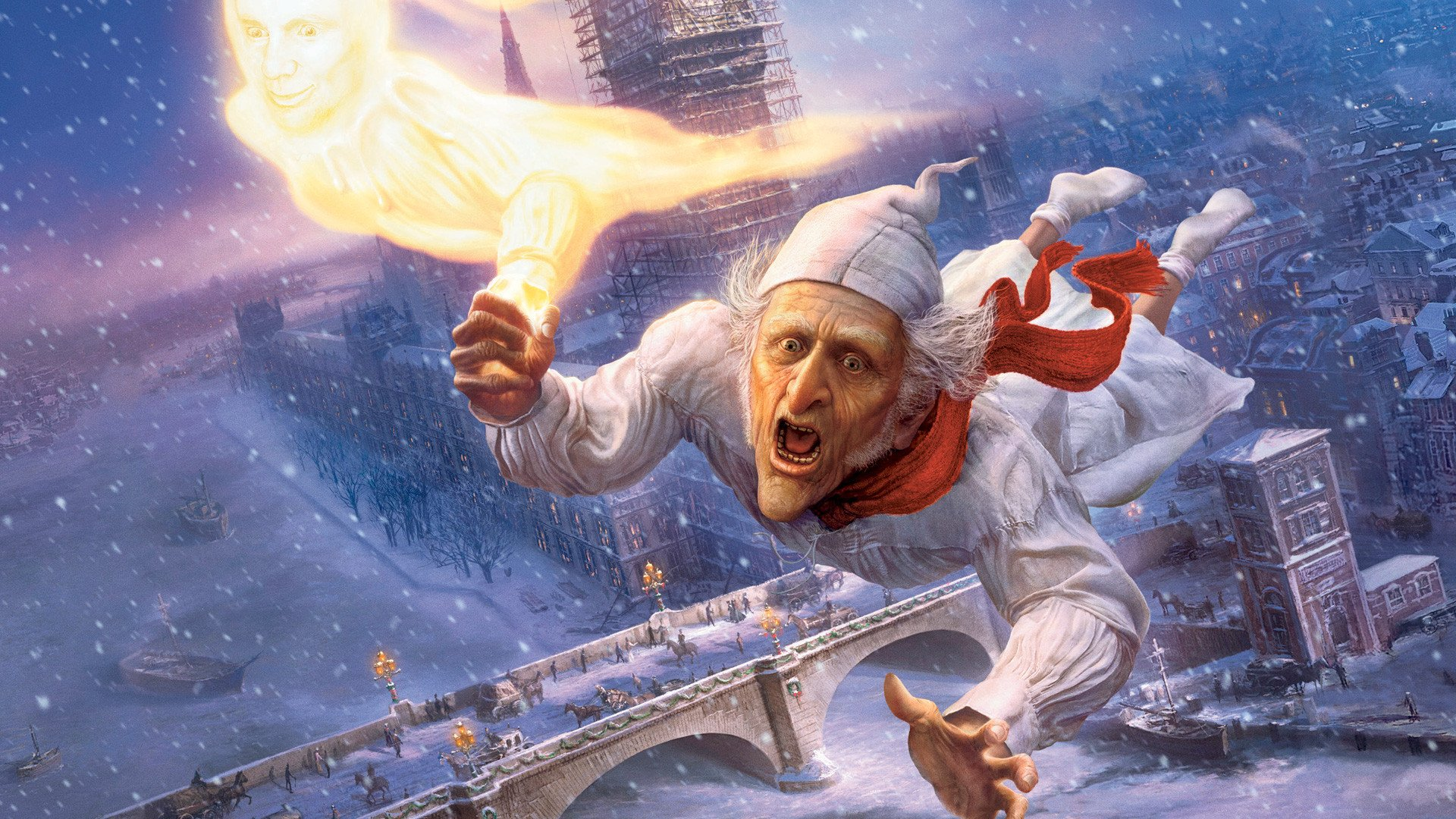 A Christmas Carol HD Wallpaper | Background Image | 1920x1080 | ID:86317 - Wallpaper Abyss