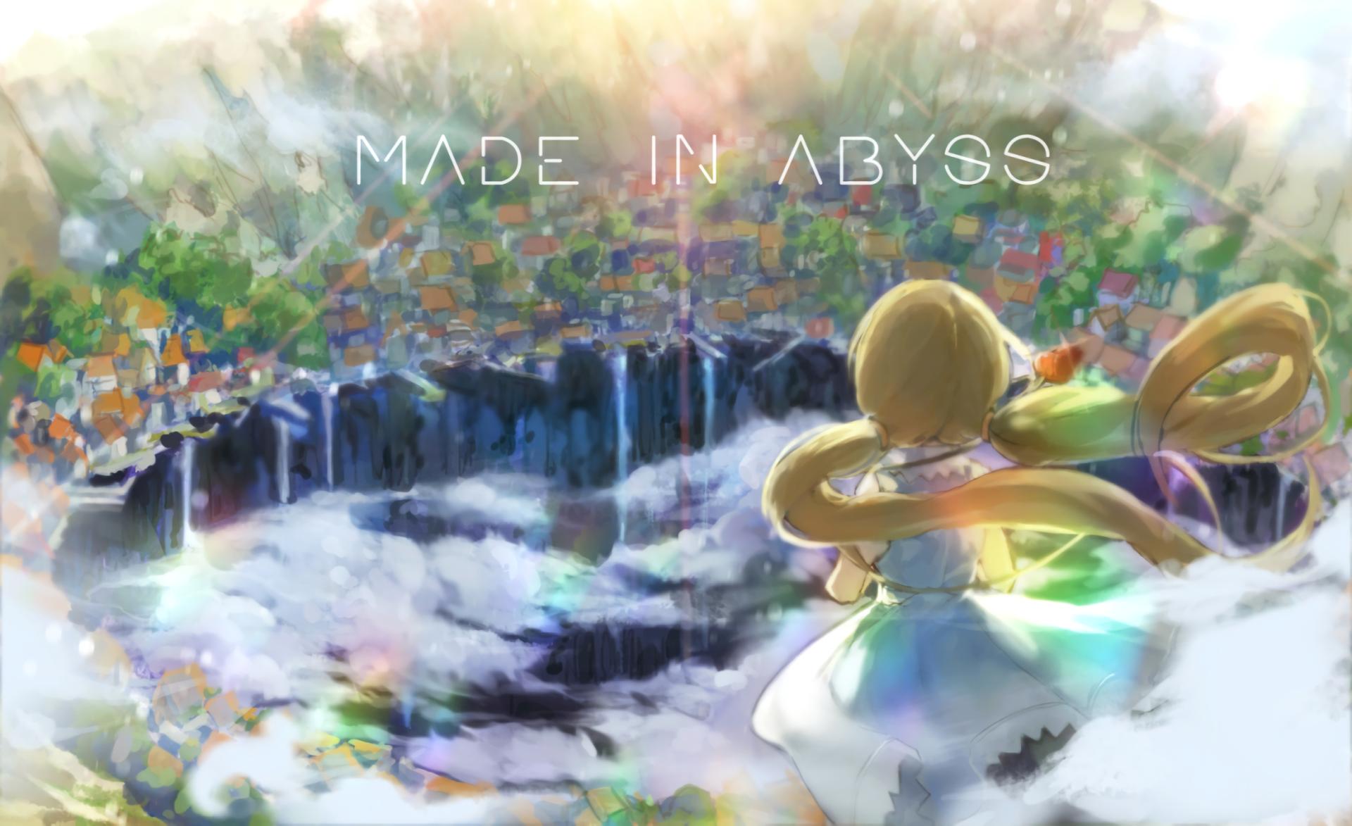Made In Abyss Fond d'écran HD   Arrière-Plan   2206x1348 ...