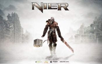 Video Game - Nier Wallpapers and Backgrounds ID : 86365