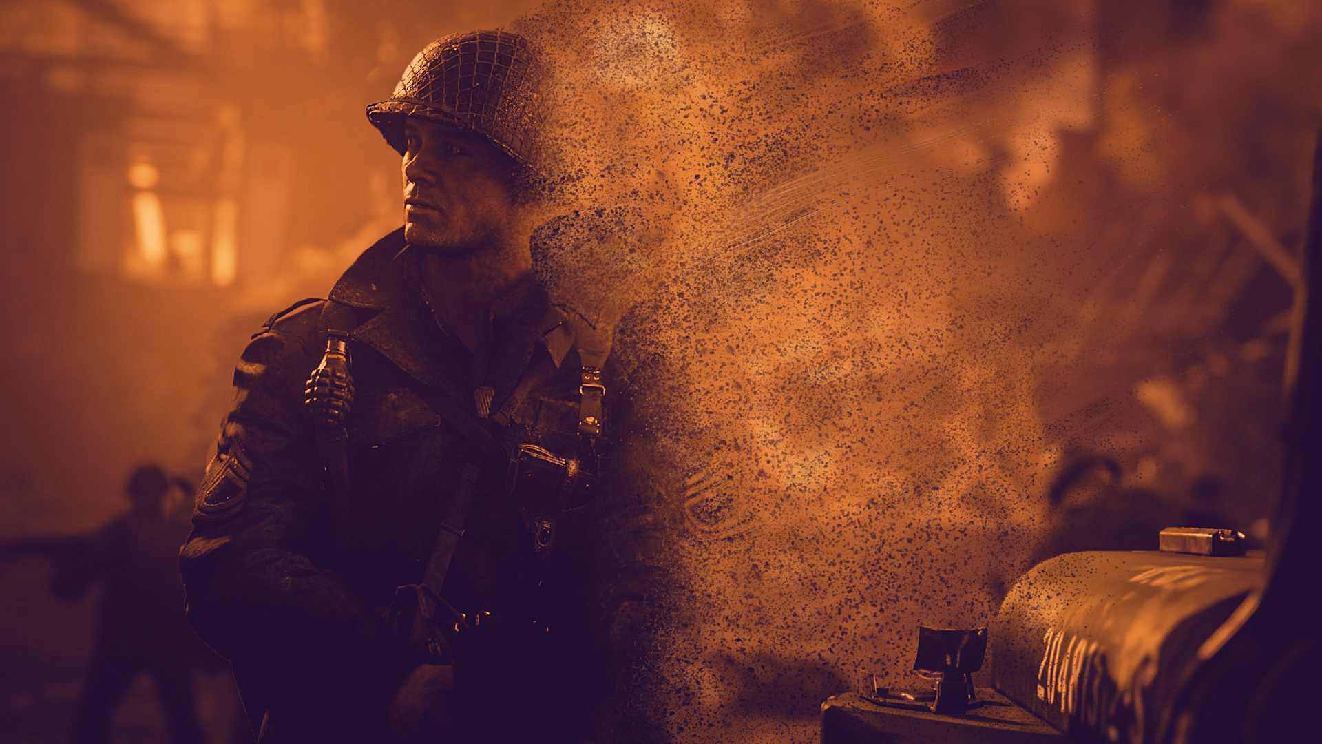 Call of duty wwii hd wallpaper background image - Cod ww2 4k pc ...